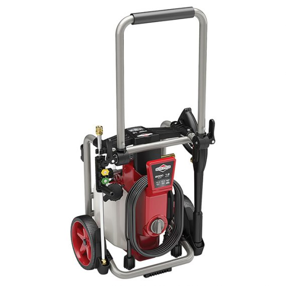 PRESSURE WASHER ELECTRICAL