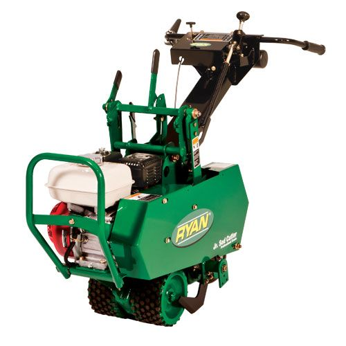 sod cutter for rent