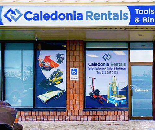Rent Tools and Equipment at Caledonia Rentals in Caledonia Ontario